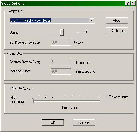CamStudio video settings (28k)