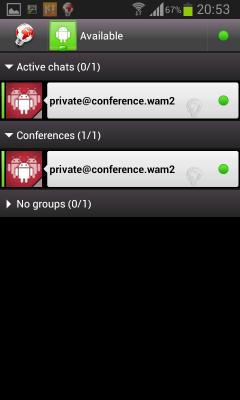 Xabber Conference entered (25 KB)