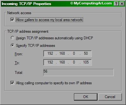 TCPIP, 16k